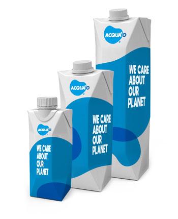 Acqua2o - acqua in cartone: servizi