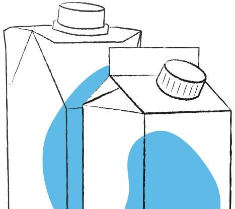Acqua in cartone per comunicare la tua azienda
